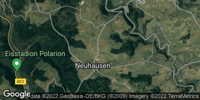 Google Map of Neuhausen