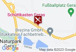 Kunst & Kultur Seminarhotel Geras - Karte