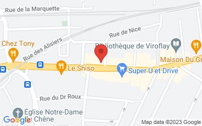 90 Avenue du Général Leclerc, 78220 Viroflay, France