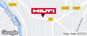 Hilti Store - Champigny sur Marne