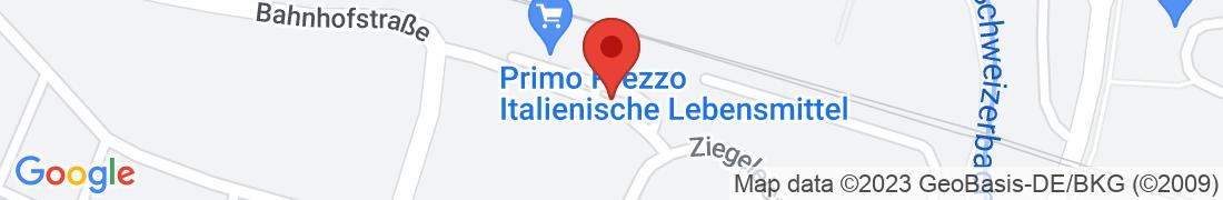 BayWa Technik Weinstadt-Endersbach Anfahrt