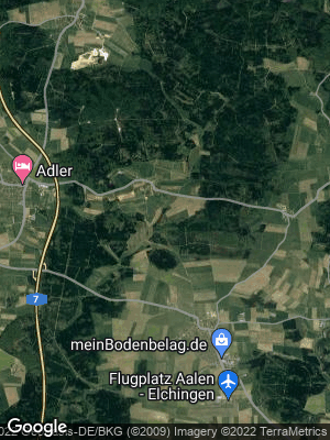Google Map of Beuren