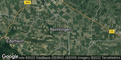 Google Map of Reimlingen