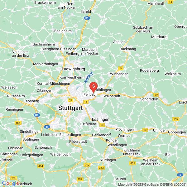 Kletteranlage Fellbach Rems-Murr-Sportcenter