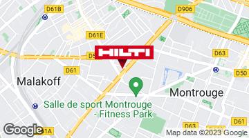 Espace Hilti - La Plateforme du Bâtiment - Clamart
