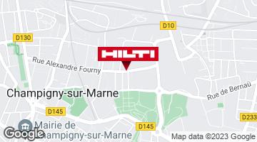 Espace Hilti - La Plateforme du Bâtiment - Champigny sur marne