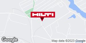 Региональный представитель Hilti в г. Волгоград