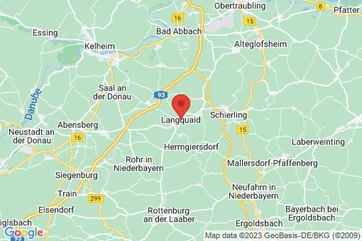 Karte Langquaid