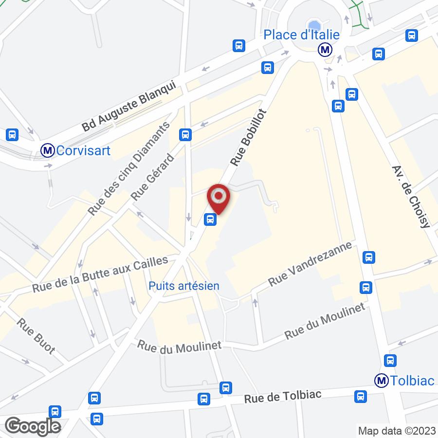 CER BOBILLOT à Paris