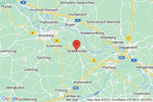 Karte Straßkirchen