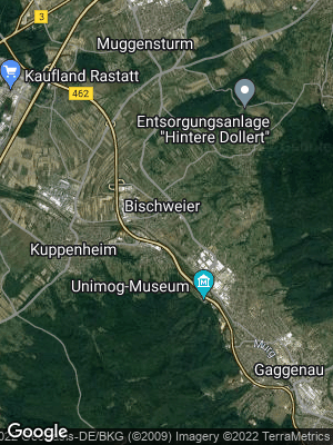 Google Map of Bischweier