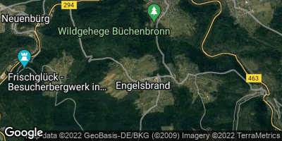 Google Map of Engelsbrand