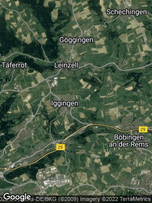 Google Map of Iggingen