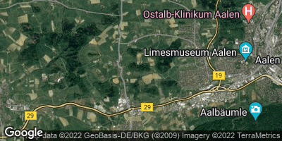 Google Map of Rauental