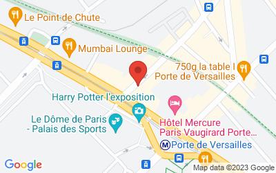 Paris Expo - Pavillon 3 - Porte de Versailles