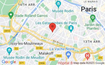 45 Rue de Vouillé, 75015 Paris, France