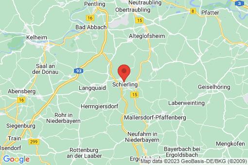 Karte Schierling