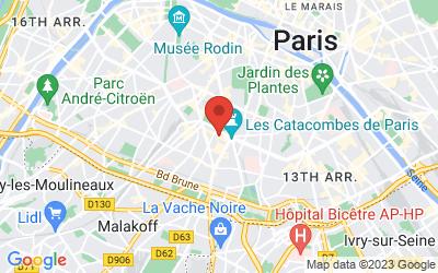 35 Rue Daguerre, 75014 Paris, France
