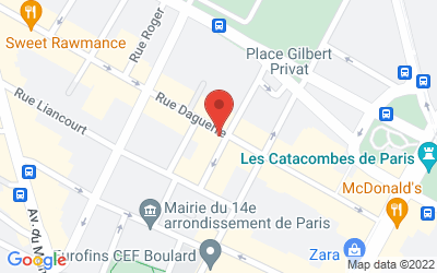 35 Rue Daguerre, 75014 Paris, France