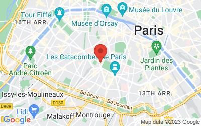 61 Avenue du Maine, 75014 Paris, France
