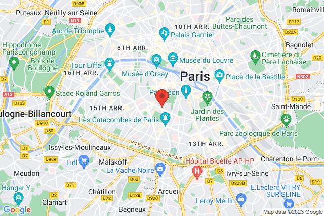 Studio Rituel Map