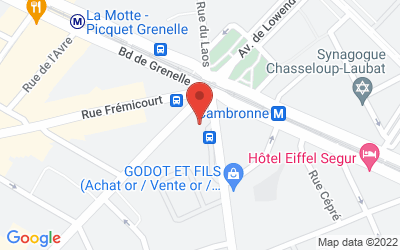 2 Rue Cambronne, 75015 Paris, France