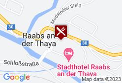 Gasthof Raffetseder - Karte