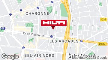 Hilti Store - Paris