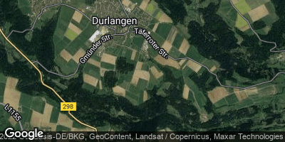 Google Map of Durlangen