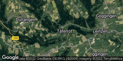 Google Map of Täferrot