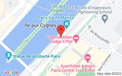 13 Port de Grenelle, 75015 Paris, France