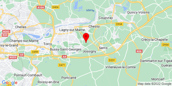 Google Map of 48.852088,2.746574