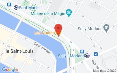1 Quai des Célestins, 75004 Paris, France