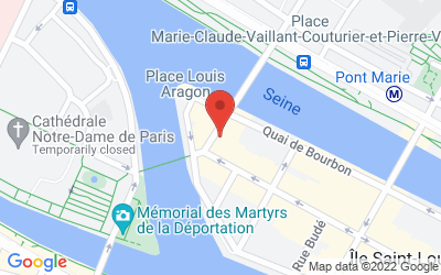 10 rue Jean du Bellay, 75004 Paris, France