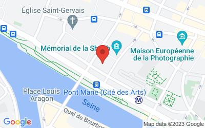 56 rue de l'Hôtel de Ville, 75004 Paris, France