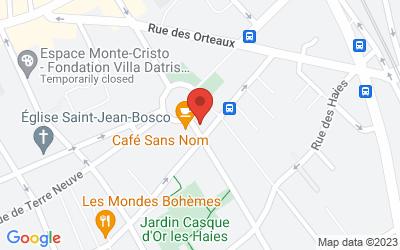 67 Rue des Vignoles, 75020 Paris, France
