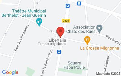 120 Avenue du Président Wilson, 93100 Montreuil, France