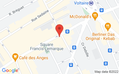 106 Rue de la Roquette, 75011 Paris, France