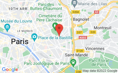 51 Rue de Bagnolet, 75020 Paris, France