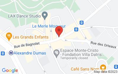 51 Rue de Bagnolet, 75020 Paris, France