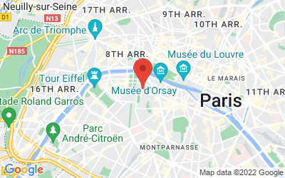 31 Rue de Bourgogne, 75007 Paris, France