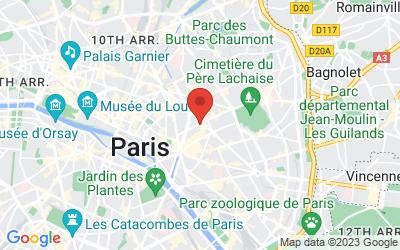 40 Rue Popincourt, 75011 Paris, France