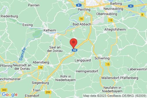 Karte Hausen