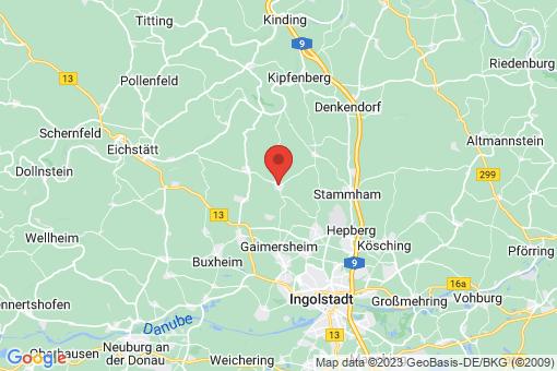 Karte Böhmfeld