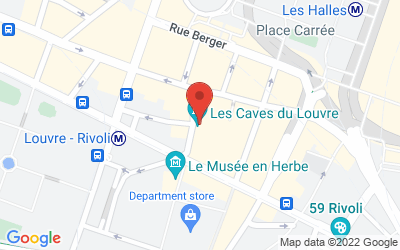 52 Rue de l'Arbre Sec, 75001 Paris, France