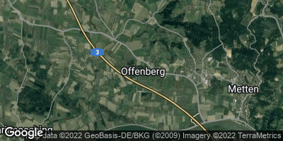 Google Map of Offenberg