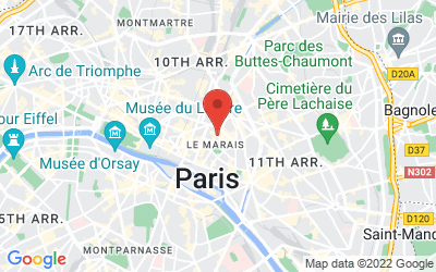 38 Rue Pastourelle, 75003 Paris, France