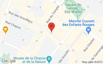 38 Rue Pastourelle, 75003 Paris, France