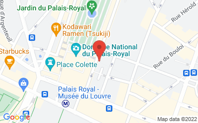 8 Rue de Valois, 75001 Paris, France