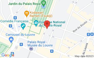 8 Rue de Valois, 75001 Paris, France
